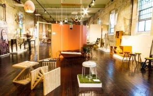 Fringe Furniture 2015: Between theLines